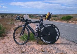 Vorgeschmack auf die RAAM: Training im Australischen Outback